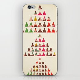 There Will Always Be Mountains To Climb iPhone Skin