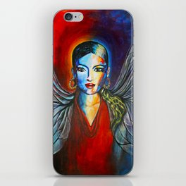 Bali Angel iPhone Skin