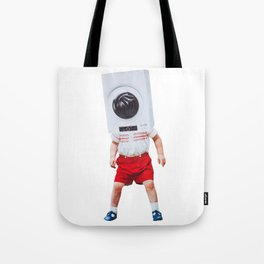 machine boy Tote Bag