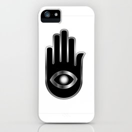 Inner vision or intuition iPhone Case