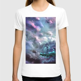 Water Temple in the Sky T-shirt