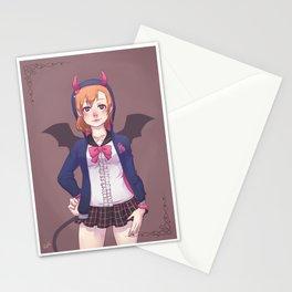 Little Devil Honoka Stationery Cards
