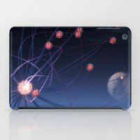 hydra iPad Cases featuring Celestial Hydra by Ann Garrett