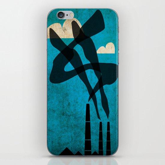 care iPhone Skin