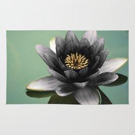 Black Lotus Rug