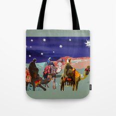 The Three kings  Tote Bag