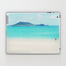 Kailua beach- Oahu Laptop & iPad Skin