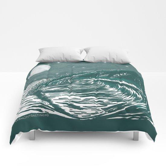 Dream Wave Comforters