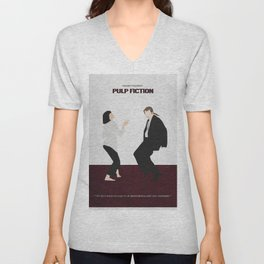 Pulp Fiction Unisex V-Neck