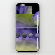 liking geometry -3- iPhone & iPod Skin