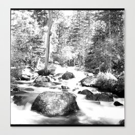 Transcending Waters Canvas Print