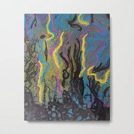 Ursula's Abode Metal Print