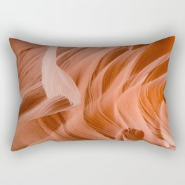 Lower Antelope Canyon Rectangular Pillow