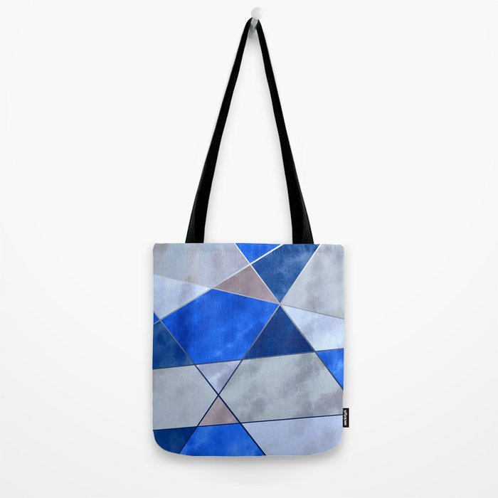Concrete and Glass Tote Bag