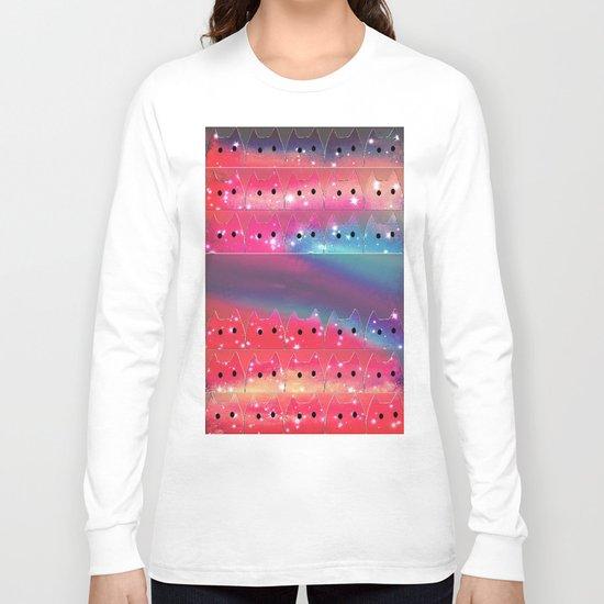 cat-117 Long Sleeve T-shirt