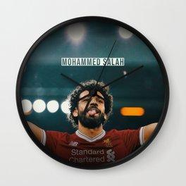 Mohammed Salah Wall Clock