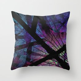 Oh, What A Tangled Web We Weave Throw Pillow