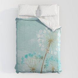 Turquesa Comforters