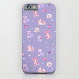 Nurse Ducks - Menhera Design iPhone Case