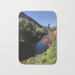 Silent Andalusian Riverside Bath Mat