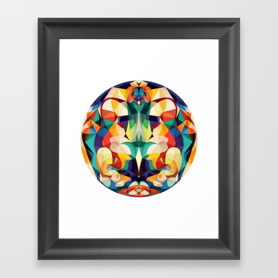 Some Of It Is True, But Not Always Framed Art Print