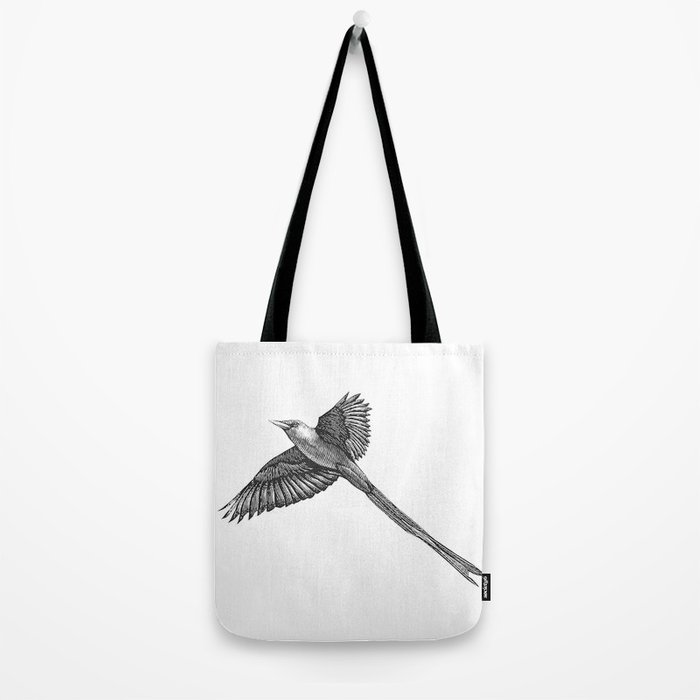 bird 6 Tote Bag