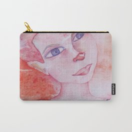 Le clown acrobate Carry-All Pouch