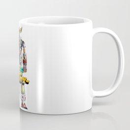 Grendizer - Mazinger Z Coffee Mug