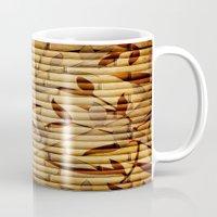 bamboo Mugs featuring Bamboo by Robin Curtiss