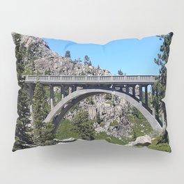 Donner Summit Bridge Pillow Sham