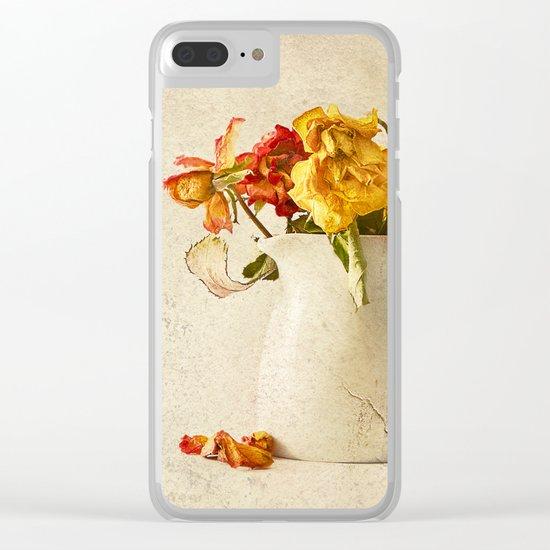 Do not sadden Clear iPhone Case