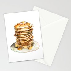Pancakes Stationery Cards