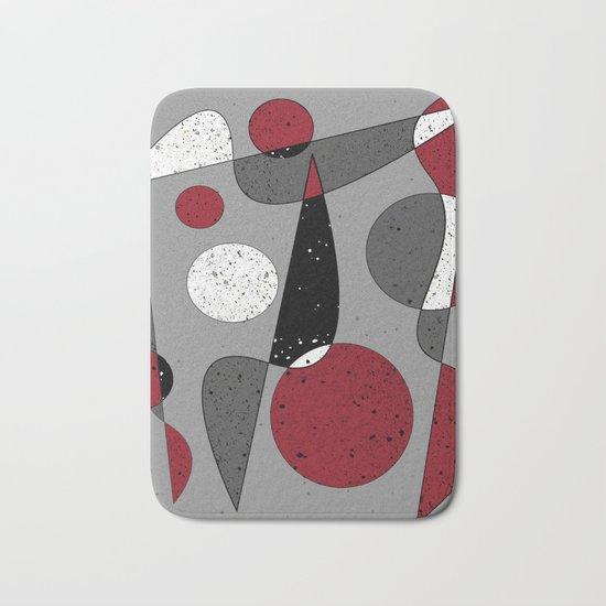 Abstract #156 Bath Mat