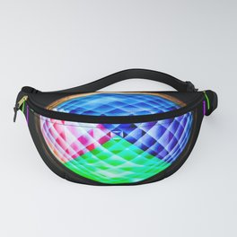 Abstract in perfection 10 Fanny Pack