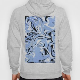 Trippy Blue Hoody