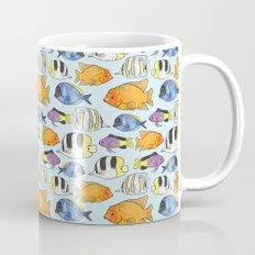 Fish Pattern Mug