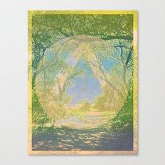 Elfin  Canvas Print