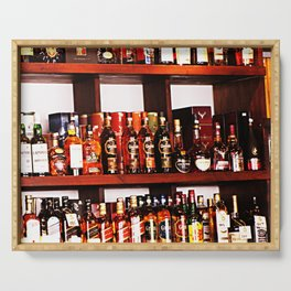 Booze Serving Tray