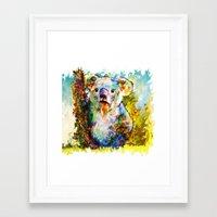 koala Framed Art Prints featuring Koala  by ururuty