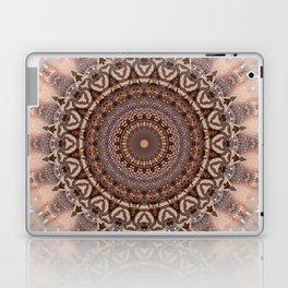 Mandala romantic pink Laptop & iPad Skin