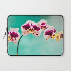 Orchids for an office lobby Laptop Sleeve