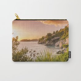 Magic sunset over Dubrovnik Carry-All Pouch