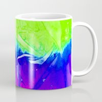 Aurora 3 - Green Sky Mug