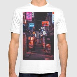 Golden Gai Tokyo Bar Crawl T-shirt