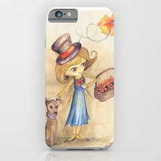 Flower Girl and her friend Slim Case iPhone 6s
