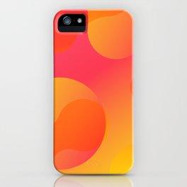 Lava Lamp v.4 iPhone Case