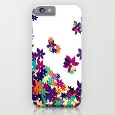 Flowered Up Slim Case iPhone 6s