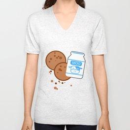 Cookies & Milk Unisex V-Neck