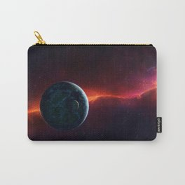 Planets Cosmos Galaxy Carry-All Pouch