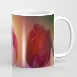colors, light and tulips Coffee Mug